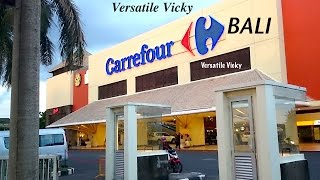 Download Carrefour Bali Indonesia / Shopping in Bali Video