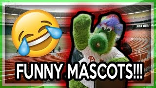 Download MLB: Funniest Mascots (HD) Video