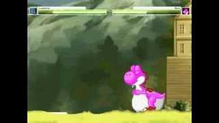 Download MUGEN Battle - Lucario vs Gum Video