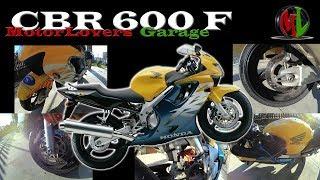 Download CBR 600 F 1999   Pro - Contro - Sensazioni Video
