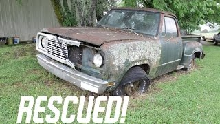 Download Rescuing a Truck Abandoned For 27 Years Video