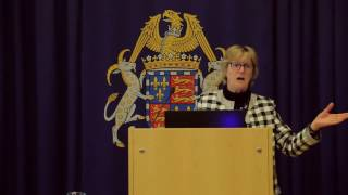 Download Annual Lecture 2017 - Dame Sally Davies CMO Video