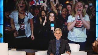 Download Ellen's Home Run Surprise for World Series Fans! Video