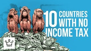 Download Top 10 Countries With 0 Income Tax Video