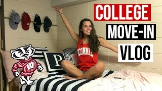 Download COLLEGE MOVE-IN VLOG 2018 // University of Wisconsin-Madison Video