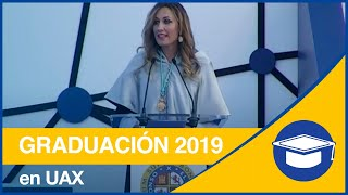 Download Acto de graduación en la UAX [8 Junio 2019] Video