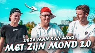 Download DEZE MAN KAN ALLES MET ZIJN MOND 2.0 Video