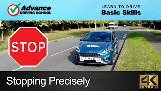Download Stopping at the side of the road precisely | Learning to drive: Basic skills Video
