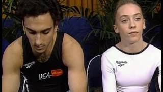 Download 1995 International Mixed Pairs Gymnastics Championships Video