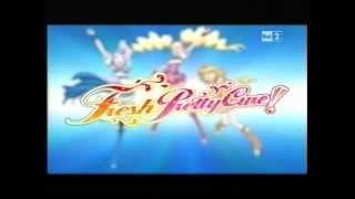 Download Fresh Pretty Cure - sigla d'apertura ITA con titoli di testa in Italiano ″Let's! Fresh Precure!″ Video