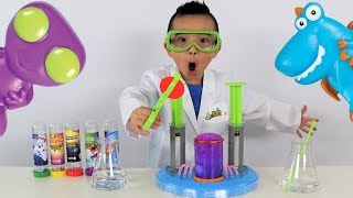 Download Beaker Creatures Cool Kids Experiment Surprise Eggs Fun With Ckn Toys Video