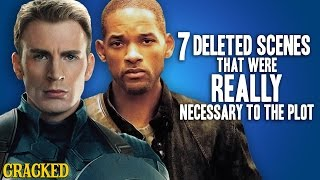 Download 7 Deleted Scenes That Were REALLY Necessary To The Plot Video