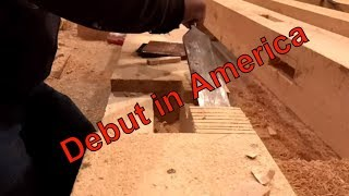 Download You've Never Seen This Saw Blade in North America Until Now Video