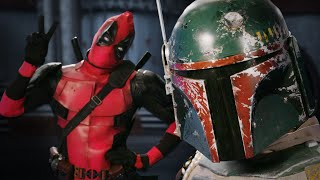 Download Deadpool vs Boba Fett. Epic Rap Battles of History - Bonus Battle! Video