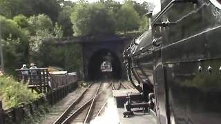 Download Footplate ride on 7F in 2005 Video