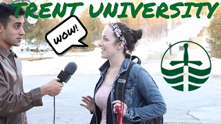 Download Interviewing the Students of Trent University Video