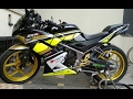 Download Video Modifikasi Motor Kawasaki Ninja RR Keren Terbaru Video