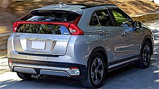 Download 2018 Mitsubishi Eclipse Cross Review-EDGY DESIGN Video