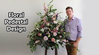 Download How To Make A Pedestal Arrangement Video