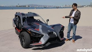 Download 2018 Polaris Slingshot Grand Touring LE Test Drive Video Review Video