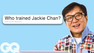 Download Jackie Chan Goes Undercover on Reddit, YouTube, Twitter and Instagram | Actually Me | GQ Video