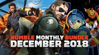 Download Humble Month Bundle Spotlight - December 2018 Video