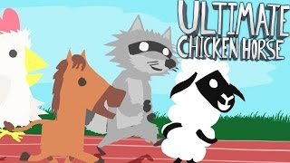 Download TROLLING YOUR FRIENDS - ULTIMATE CHICKEN HORSE (Level Editor Minigames) Video