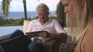 Download Day in the life on Necker Island Video