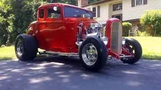 Download LITTLE RED 32 FORD 5 WINDOW Video