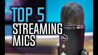 Download Best Mics for Streaming in 2018 - Which Is The Best Microphone For Streaming? Video
