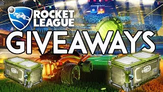 Download Crates and Decal Give Away's Every 30 Min!! Video