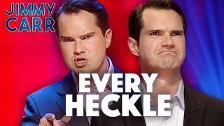 Download Every Single HECKLE! | Jimmy Carr Video