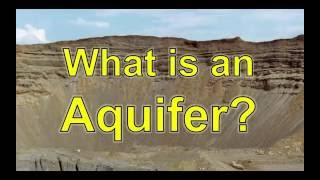 Download What is an Aquifer? Video