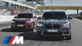 Download The future BMW X3 M and BMW X4 M. Born in BMW M Town. Video