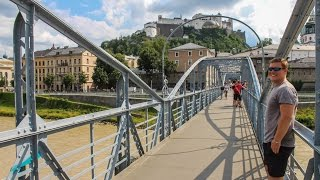 Download 24 Hours In Salzburg, Austria, What To See, Where to Go, Things To Do, Travel Guide Video