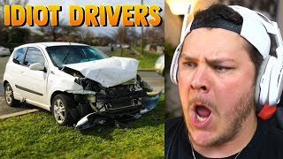 Download When Idiots Drive Cars - Reaction Video