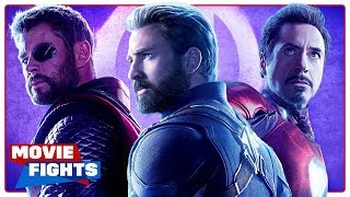 Download Recast the MCU Avengers - Marvel Movie Fights! Video