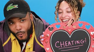 Download Couples Debate What Micro-Cheating Is Video