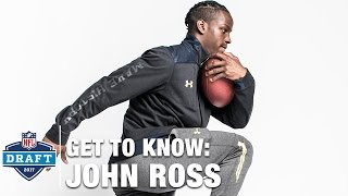 Download Get to Know: John Ross (Washington, WR) | 2017 NFL Draft Video