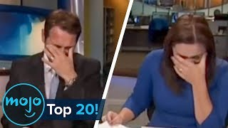 Download Top 20 Hilarious News Reporting Fails Video