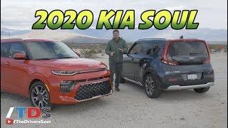 Download 2020 Kia Soul - First Drive & Review Video