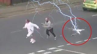 Download TOP 10 SHOCKING LIGHTNING STRIKES CAUGHT ON CAMERA Video