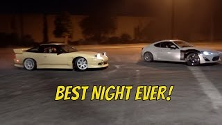 Download ″Legal″ Street Drifting/Tandems with the Homies! Video