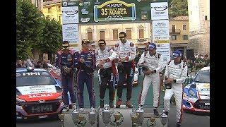 Download C.I. WRC - 35° RALLY DELLA MARCA - HLTS Finali 23/06/2018 Video