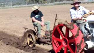 Download dangar gedye & mallock fordson f plough restored to glory Video