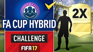 Download OMG 2 WALKOUTS! FA CUP HYBRID SBC! (EASY METHOD) #FIFA17 Ultimate Team Video