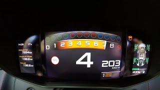 Download 0-215 km/h - New McLaren 540C Acceleration Video