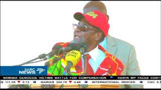 Download Pres Mugabe makes 1st appearance since his return from Singapore Video