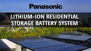 Download Panasonic brings the next evolution in Energy Solutions Video