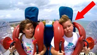 Download Kids Passing Out | Funny Slingshot Ride Compilation Video